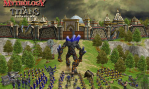 Age Of Mythology: The Titans Hile Kodları